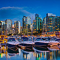 Coal Harbour by Ian Stotesbury