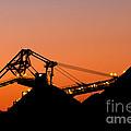 Coal Loader by Nicholas Blackwell
