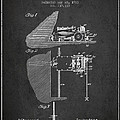 Coal Mining Machine Patent From 1903- Charcoal by Aged Pixel