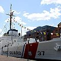 Coast Guard 37  by Christiane Schulze Art And Photography