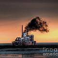 Coast Guard Cutter by Jim Lepard