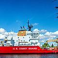 Coast Guard Cutter Mackinaw by Bill Gallagher