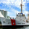Coast Guard Cutter Taney by Olivier Le Queinec