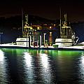 Coast Guard Fort Baker by SC Heffner