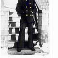 Coast Guard Sailor 1942 by Kathy Barney