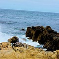 Coast Of California # 19 by G Berry