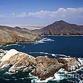 Coast Of Peru by Rick Mann