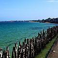 Coastal City Of St Malo France by Aidan Moran