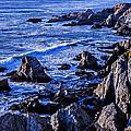 Coastal Cliffs by Garry Gay