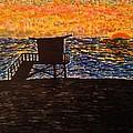 Coastal Contemplation by Glen Hunkins
