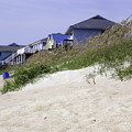 Coastal Living In Topsail Beach Nc by Crissy Anderson