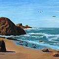 Coastal Oregon II by Patricia Novack
