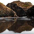 Coastal Reflections by TL  Mair