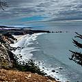Coastal Retreat by Rich Priest