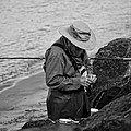 Coastal Salmon Fishing by Image Takers Photography LLC - Carol Haddon