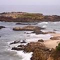 Coastal Scene 9 by Pharris Art