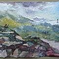 Coastal Scene by Joan Steinmeyer