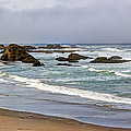 Coastal Serenity  by Heidi Smith