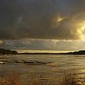 Coastal Winters Afternoon by Amy-Elizabeth Toomey