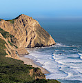 Coastline At Point Reyes National Sea by Josh Miller Photography
