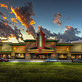 Cobb Theater by Marvin Spates