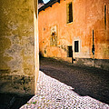 Cobbled Street by Silvia Ganora