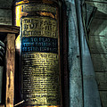 Cobblers Fire Extinguisher by David Morefield