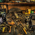 Cobblers Workbench by David Morefield
