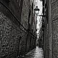 Cobblestones Of Barca by Nick Difi