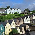 Cobh Town Houses by Artur Bogacki