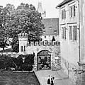 Coburg Castle Germany 1903 by A Gurmankin