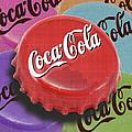 Coca-cola Cap by Tony Rubino