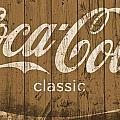 Coca Cola Classic Barn by Dan Sproul