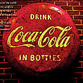 Coca Cola Dylan Quote by Joan  Minchak