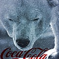 Coca Cola Polar Bear by Dan Sproul