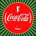 Coca Cola Pop Art  by Dan Sproul