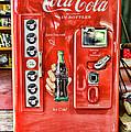Coca-cola Retro Style by Paul Ward