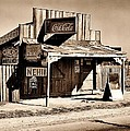 Coca Cola Shack by Benjamin Yeager