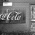 Coca-cola Sign by Jim Smith