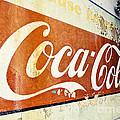 Coca Cola Sign  by Scott Pellegrin