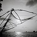 Dusk Over Cochin by Shaun Higson