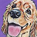 Cocker Spaniel by Greg and Linda Halom