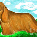 Cocker Spaniel No 1 by Mary C Wells