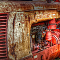 Cockshutt Tractor by Bill Wakeley