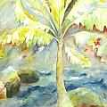 Coconut Palm by Kelly Perez