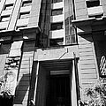 codelco headquarters chilean state owned copper mining company Santiago Chile by Joe Fox