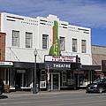 Cody Wyoming Theater by Frank Romeo