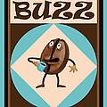 Coffee Buzz by Amy Vangsgard