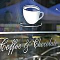 Coffee And Chocolate by Sharon Popek