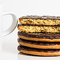 Coffee And Cookies. by Gary Gillette